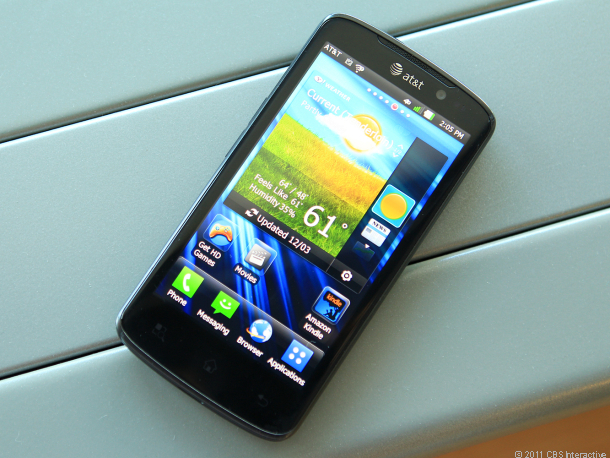 LG has sold more than 1 million of its Optimus LTE smartphones.