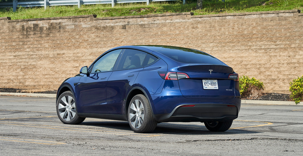 Tesla makes up over half of all EV registrations in US this year through August