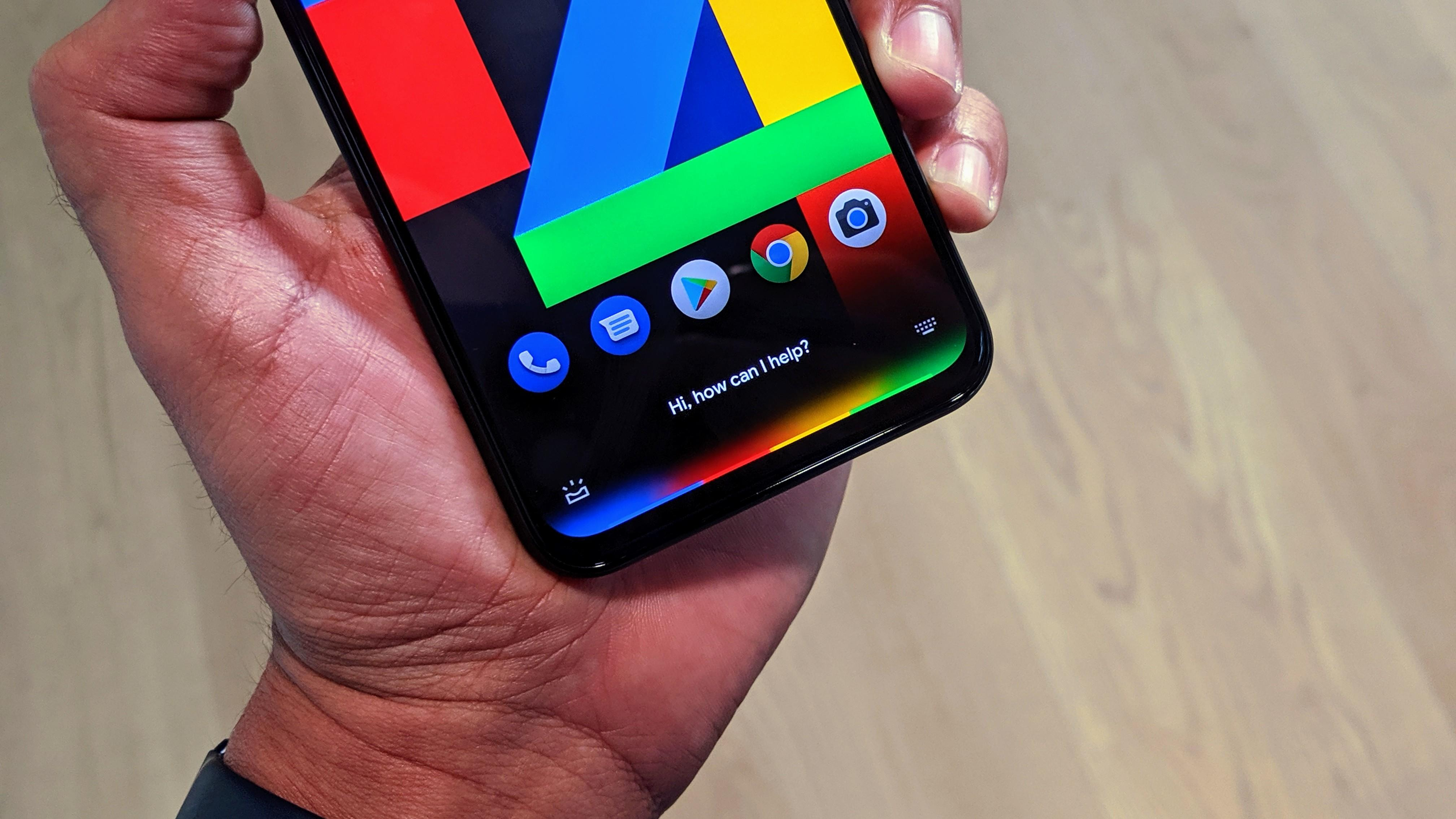 google-assistant-gesture-android-q
