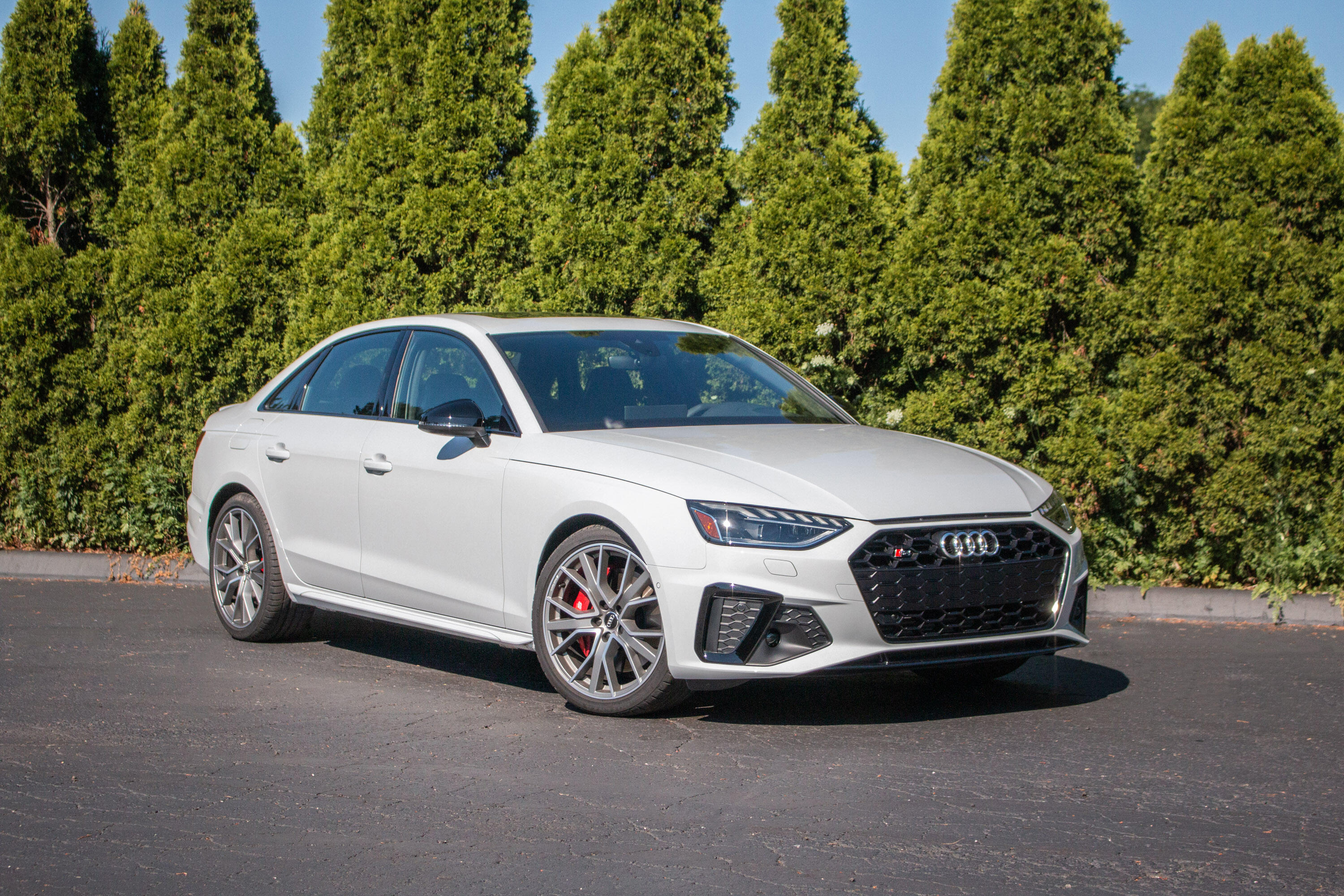 2022 Audi S4 reviews, news, pictures, and video - Roadshow