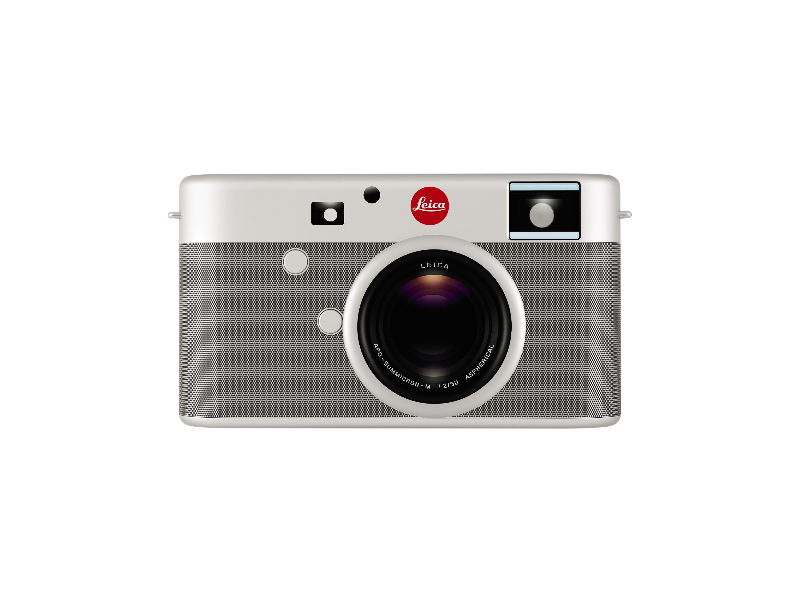 Leica's M (Red) camera - front