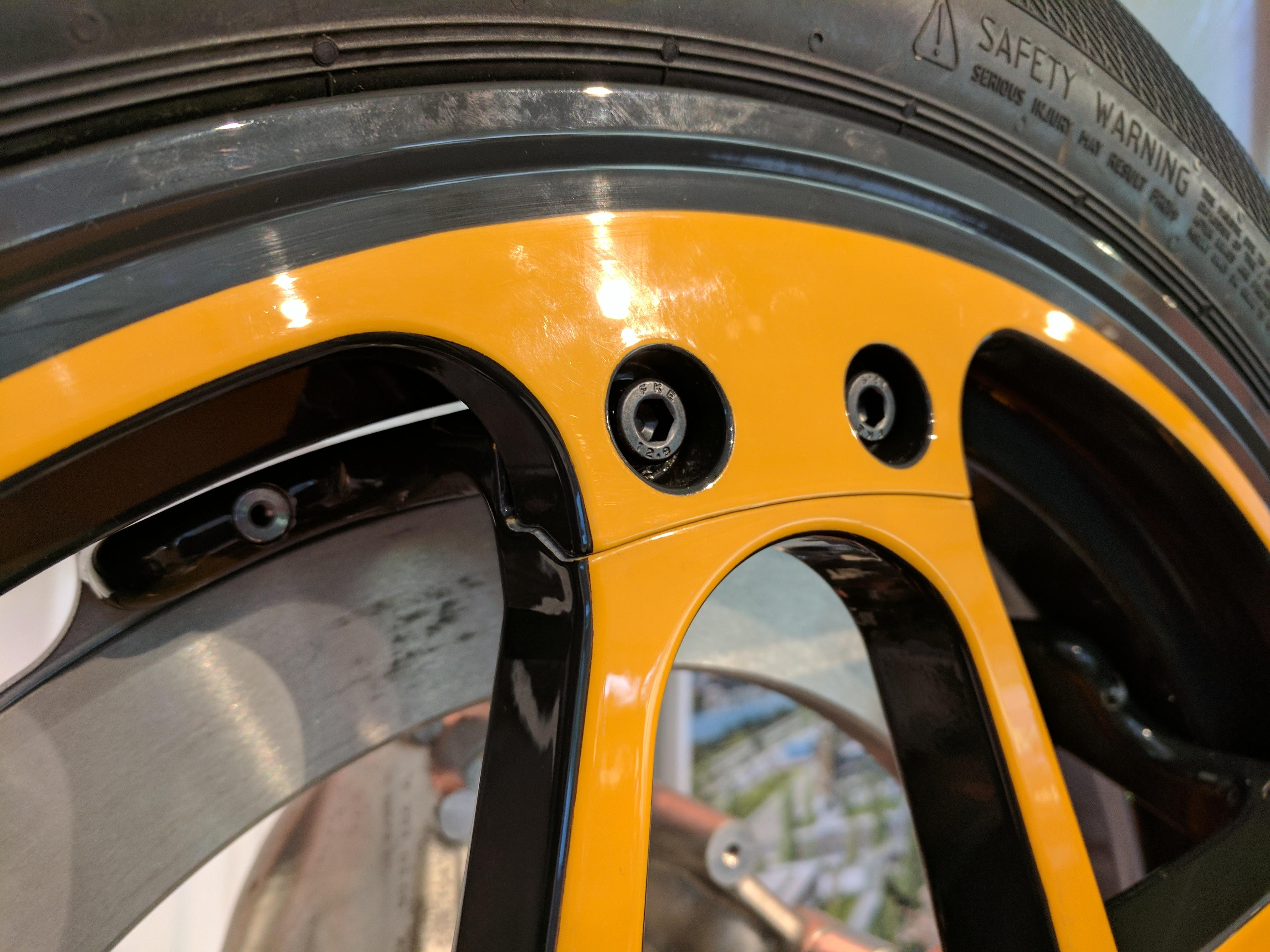 Continental New Wheel Concept (detail)