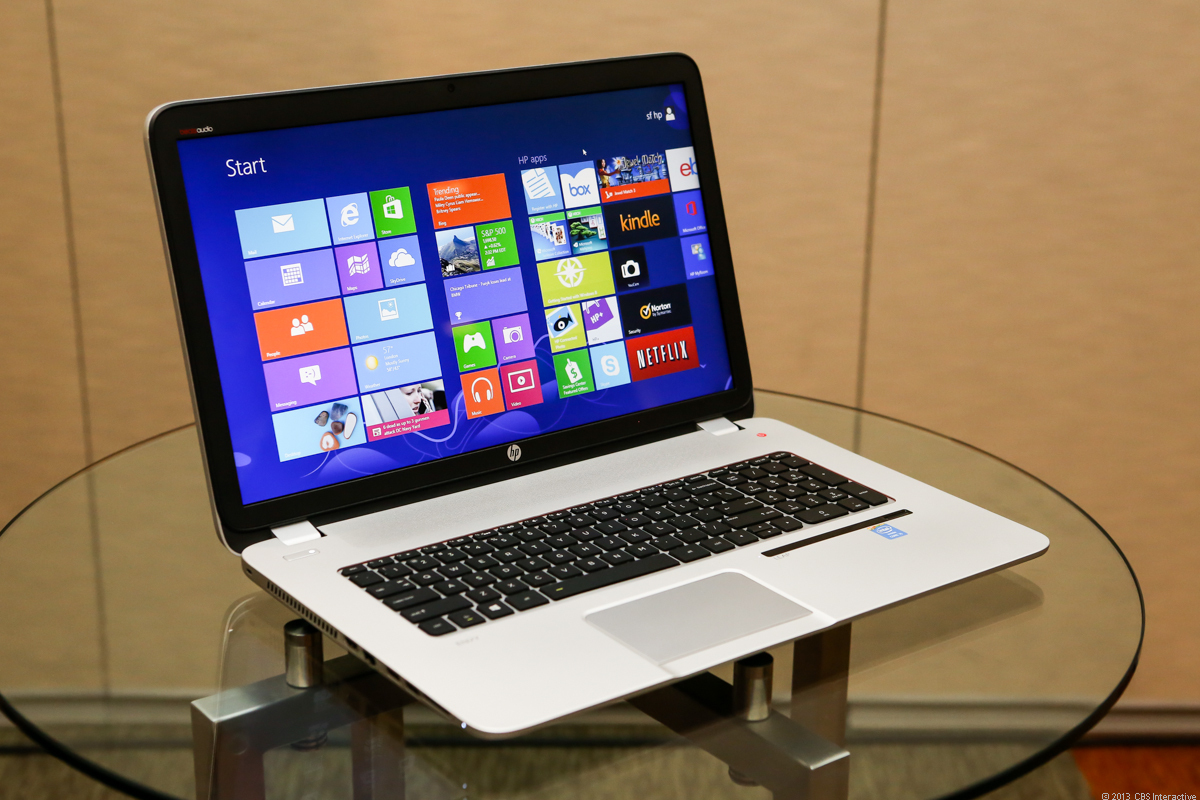 A special laptop