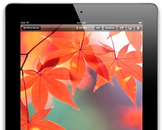 The iPad 4's Retina screen: Finding the right display technology for a 0.28-inch thick iPad Mini is a challenge.