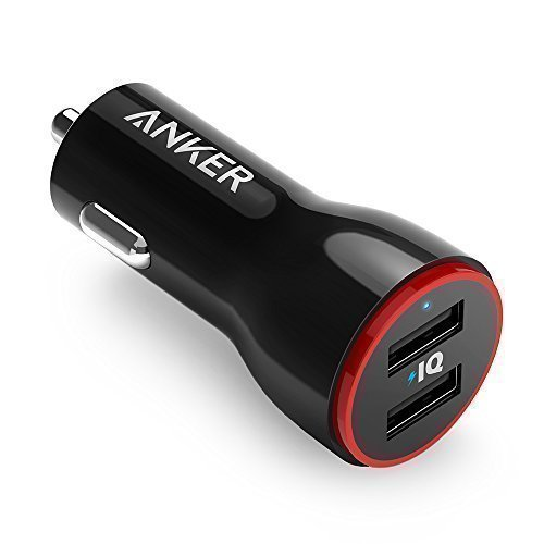 Anker Dual USB Car Charger Powerdrive 2