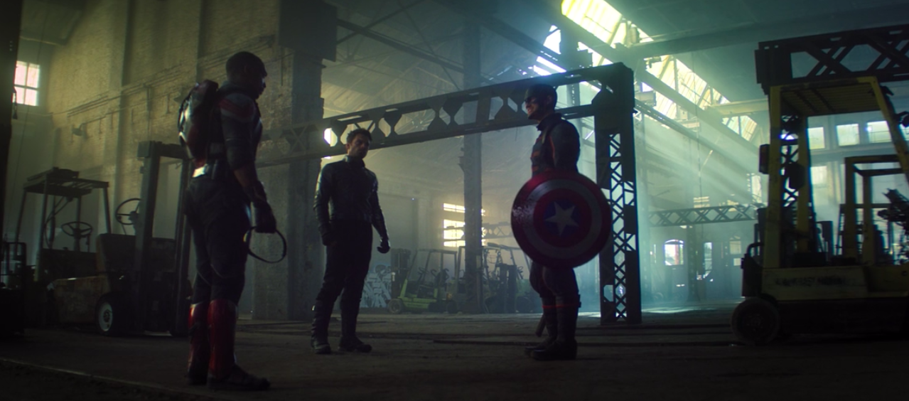 Falcon and Winter Soldier episode 5 recap: New Captain America has some  explaining to do - CNET