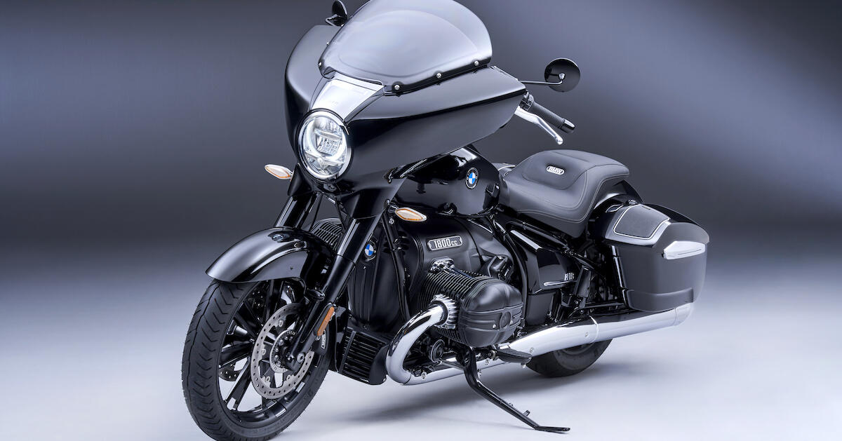 BMW expands its R18 line with Transcontinental and Bagger models