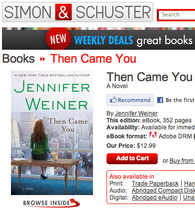 Simon & Schuster offers direct sales of e-books, but getting them to a reader isn't simple.
