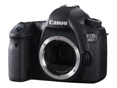 Canon EOS 6D (with 24-105mm STM lens)