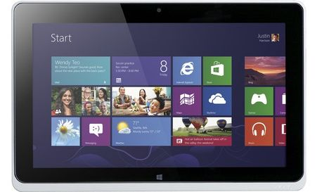 Microsoft just cut $100 off this Acer Windows 8 tablet.
