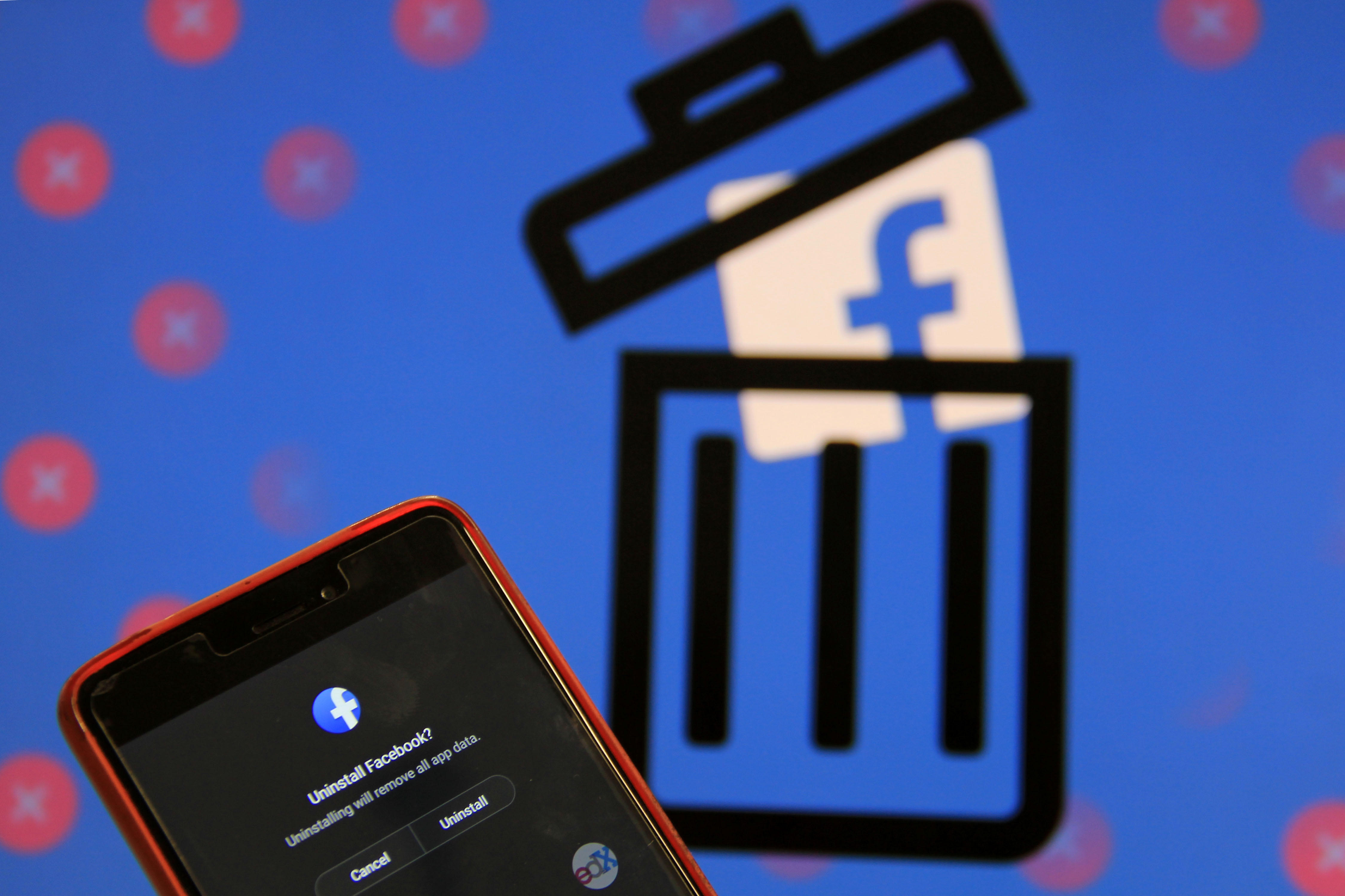 Facebook 'lost control of its data'