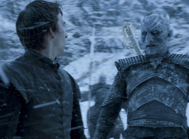 Confirmed: The Night King will be a dragon rider