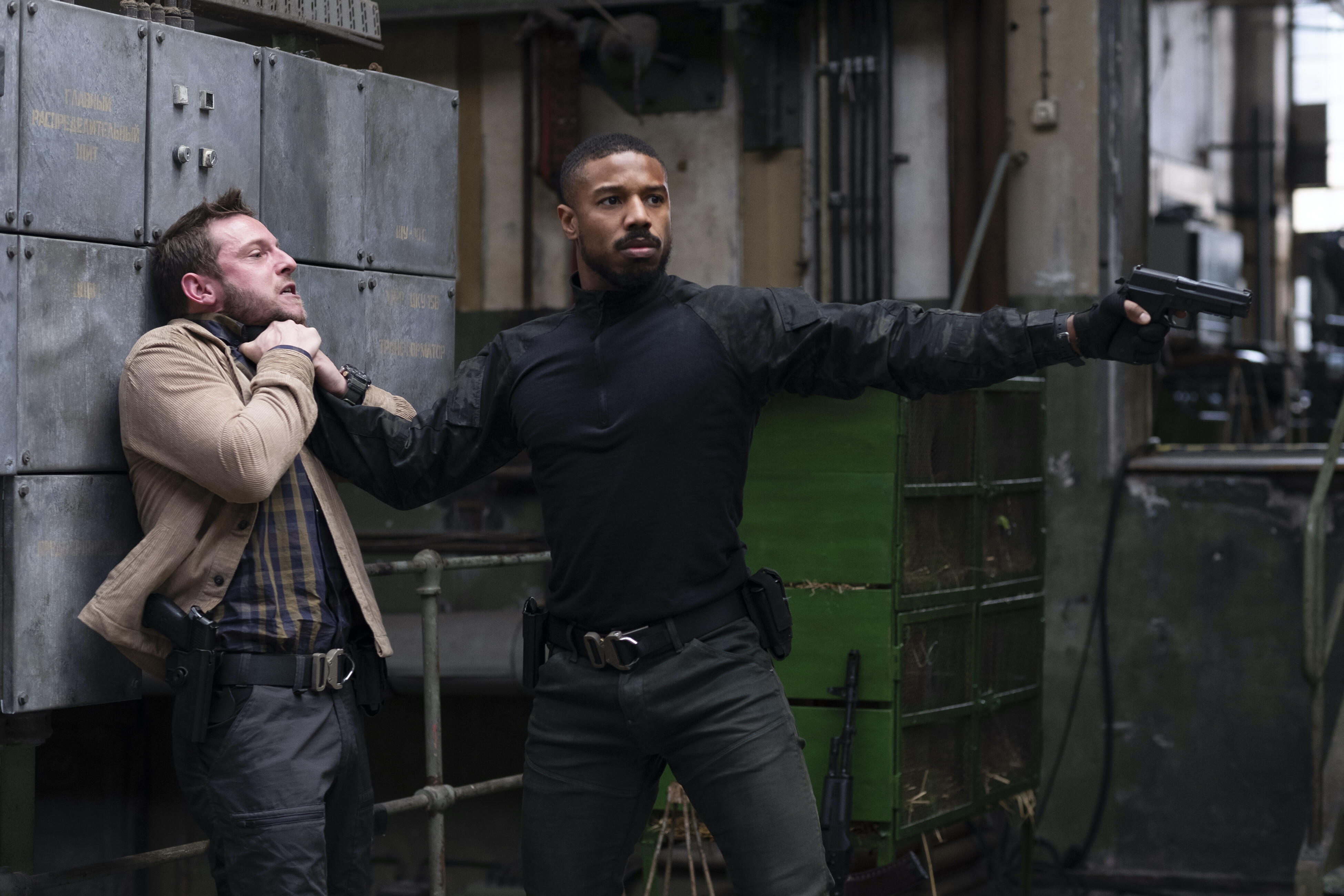 Without Remorse review: Michael B. Jordan muscles in on remorseless cliches  - CNET