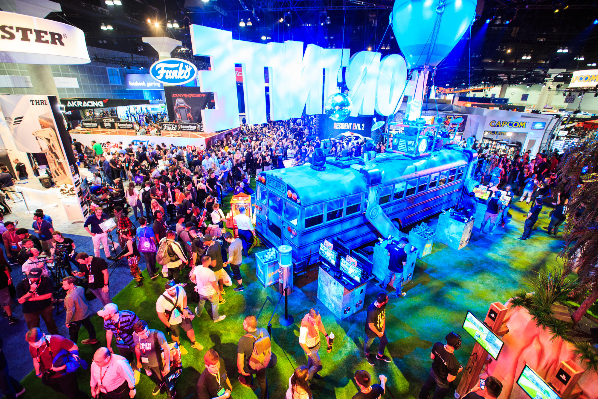 Why virtual E3 is the video game industry show in its most perfect form