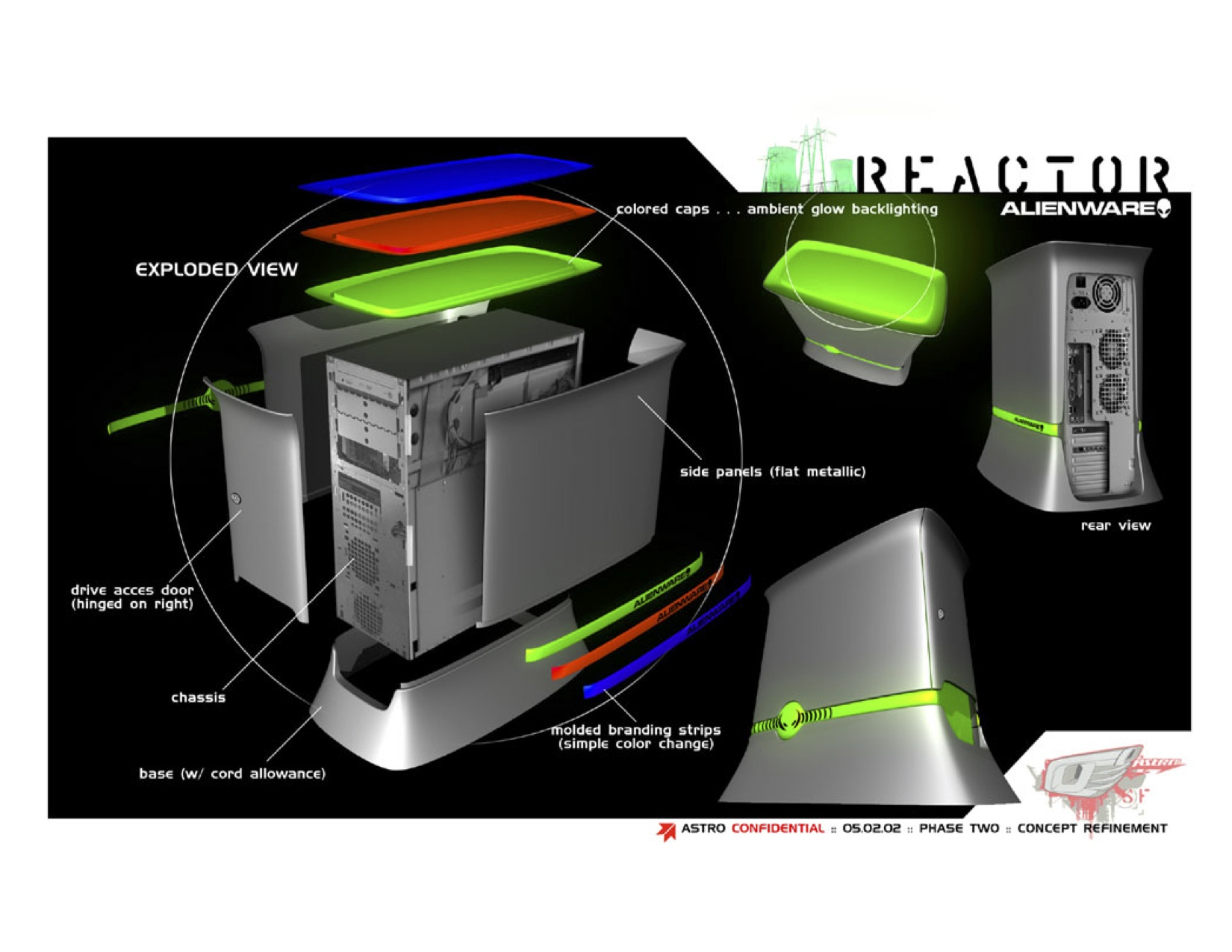 The Alienware Reactor refined again