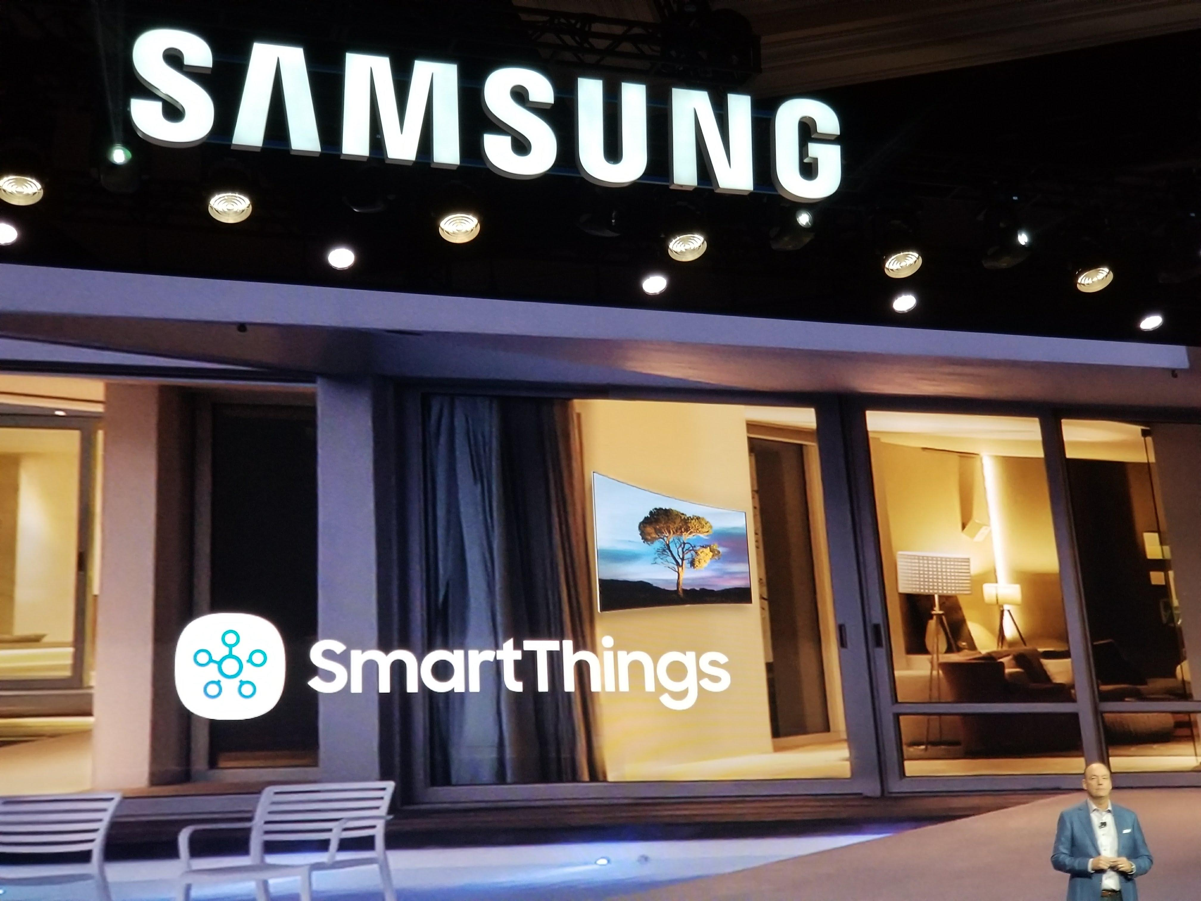 Samsung-SmartThings-CES-2018