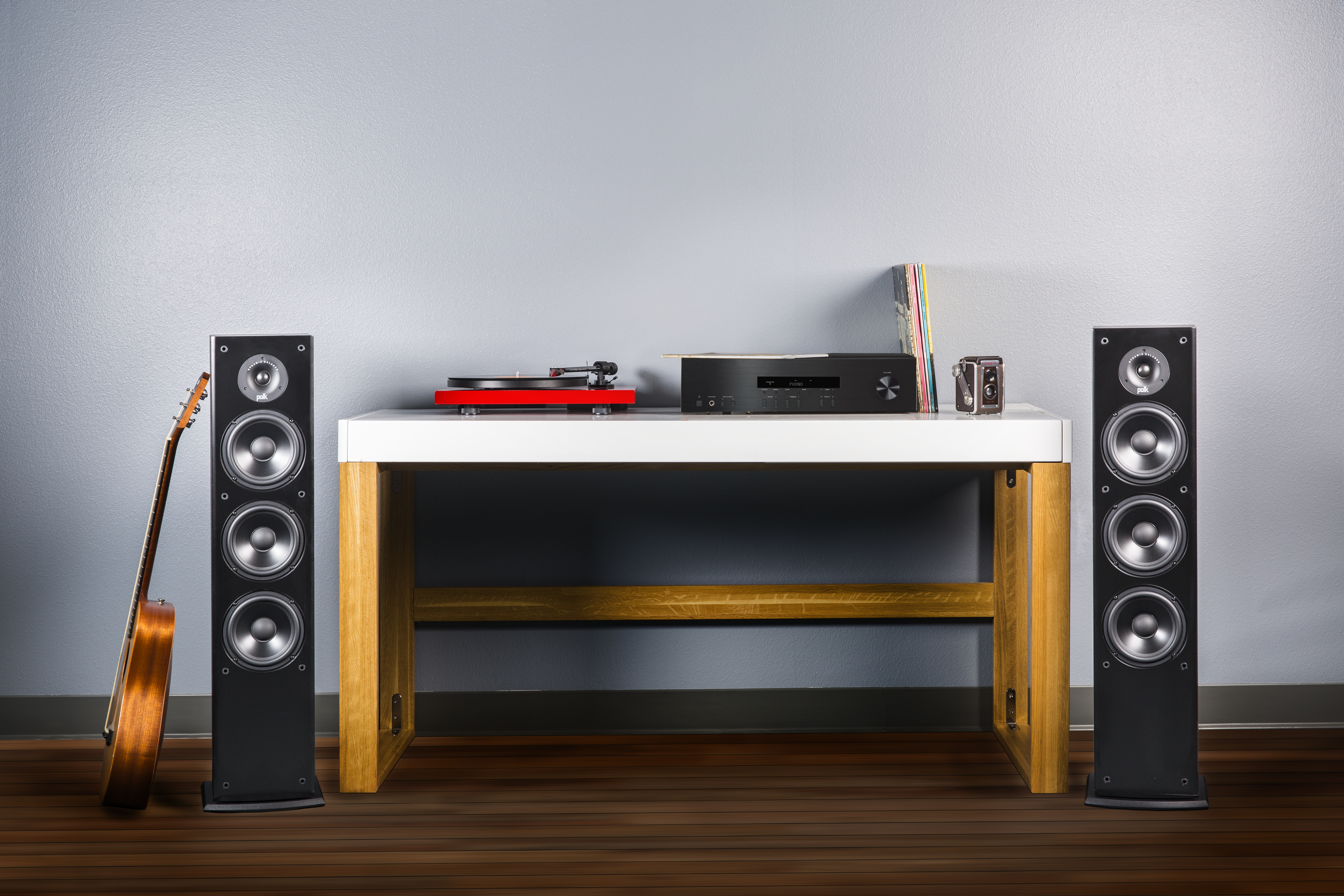 Polk T50 towers