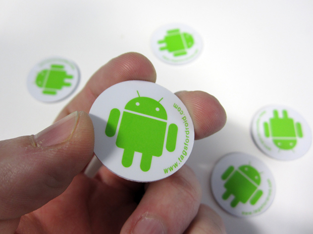 Android NFC guide tags