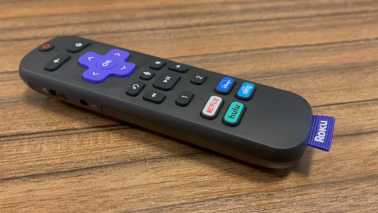Video: Roku Remote Pro: Rechargeable battery, 'Hey Roku' voice and more for $30