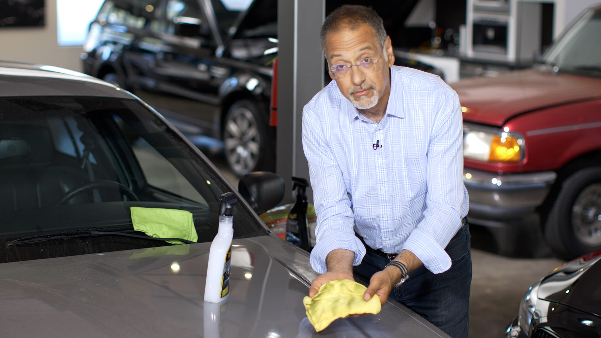 Video: Are you washing your car in a drought?