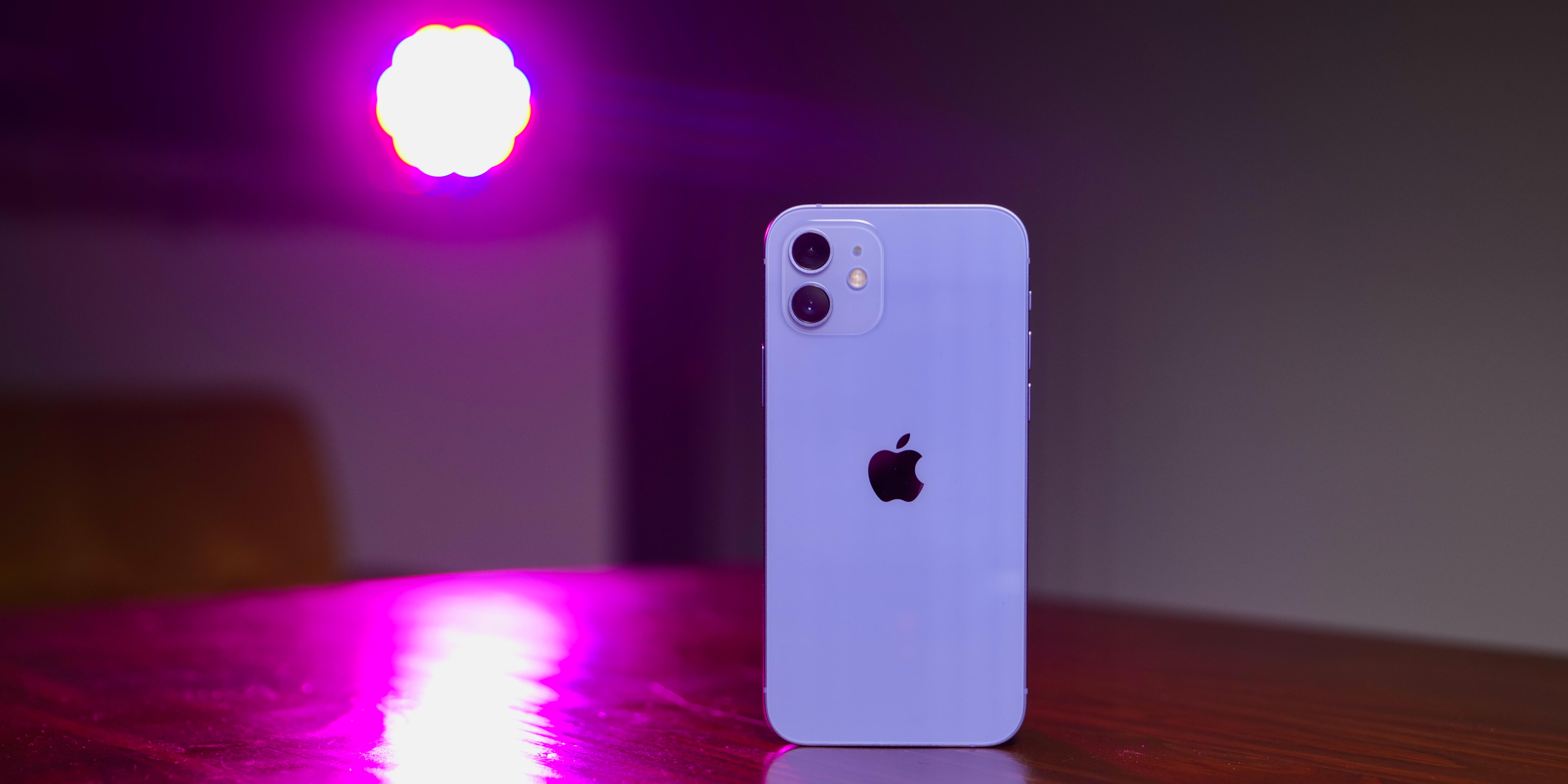 iPhone 12 in purple hands-on: Should you buy it or wait for iPhone 13? - CNET