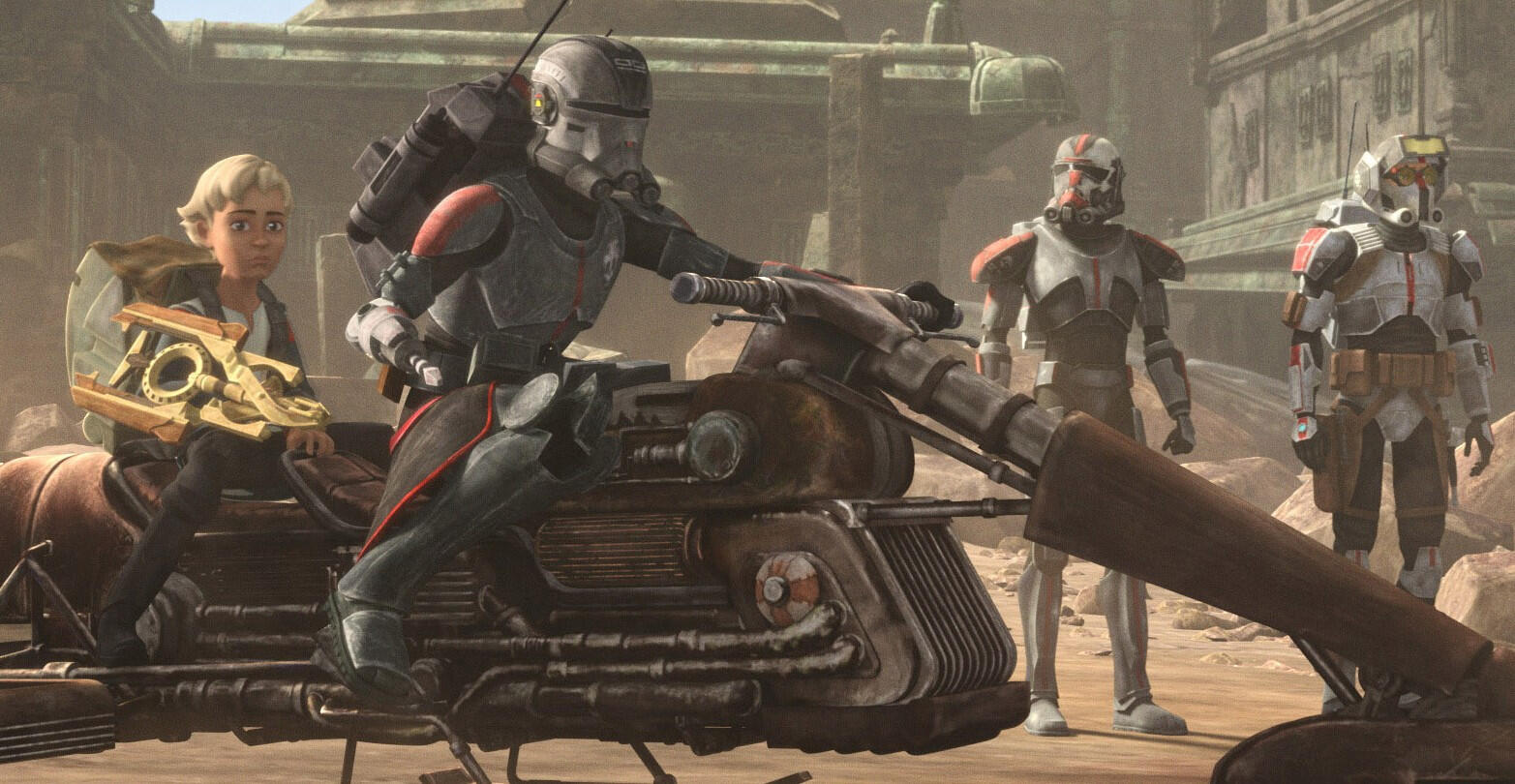 Star Wars: the Bad Batch release dates: when is episode 8 coming to Disney Plus?