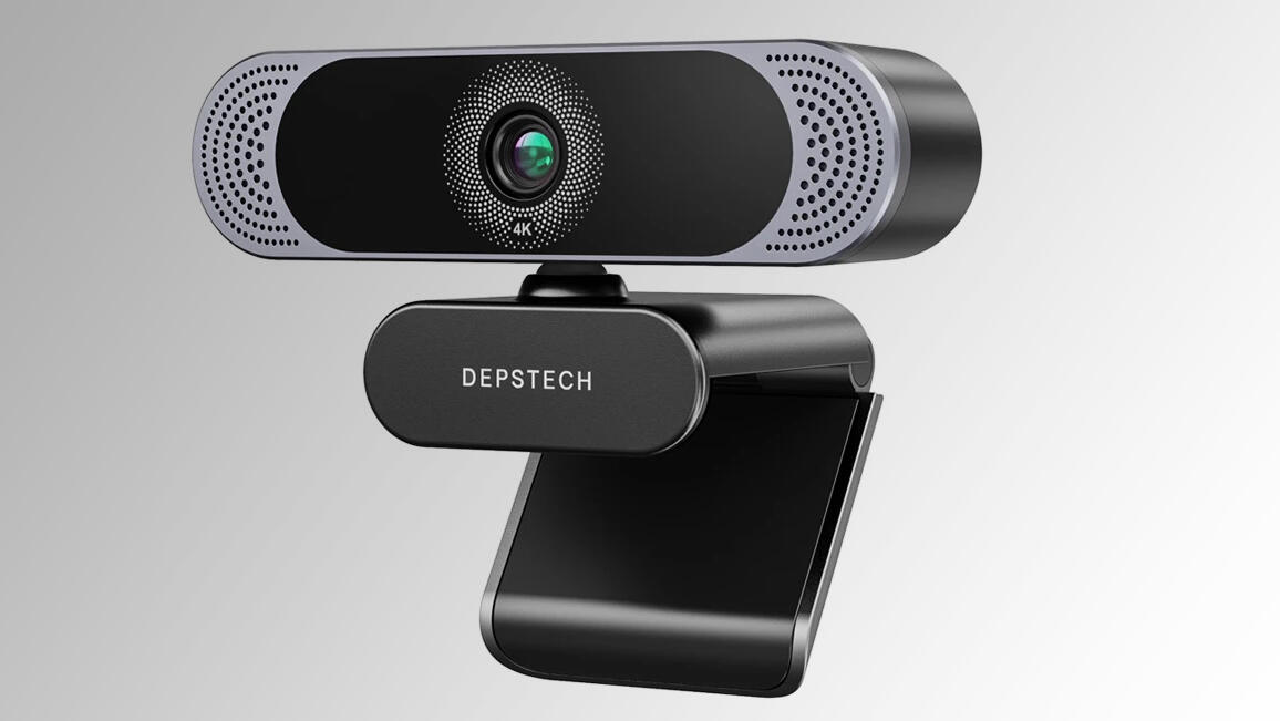 Take your Zoom close-up with this 4K webcam that's 30% off