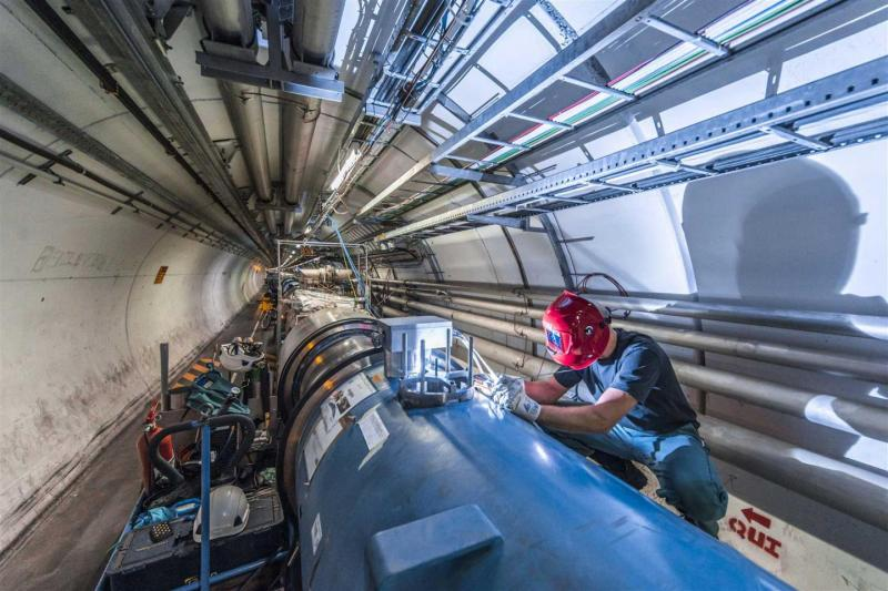 After two years of upgrades and maintenance, the Large Hadron Collider is almost ready to resume physics research operations.