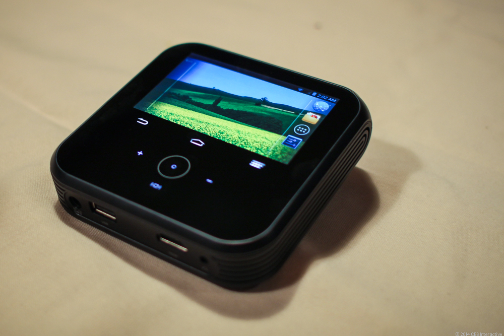 Projector Hotspot from ZTE