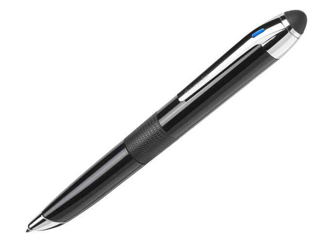 To look at the Livescribe 3, you'd hardly know it was a magic pen.