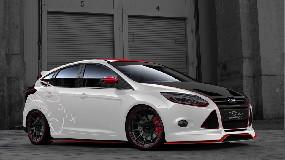 2012 Ford Focus by Bojix Design