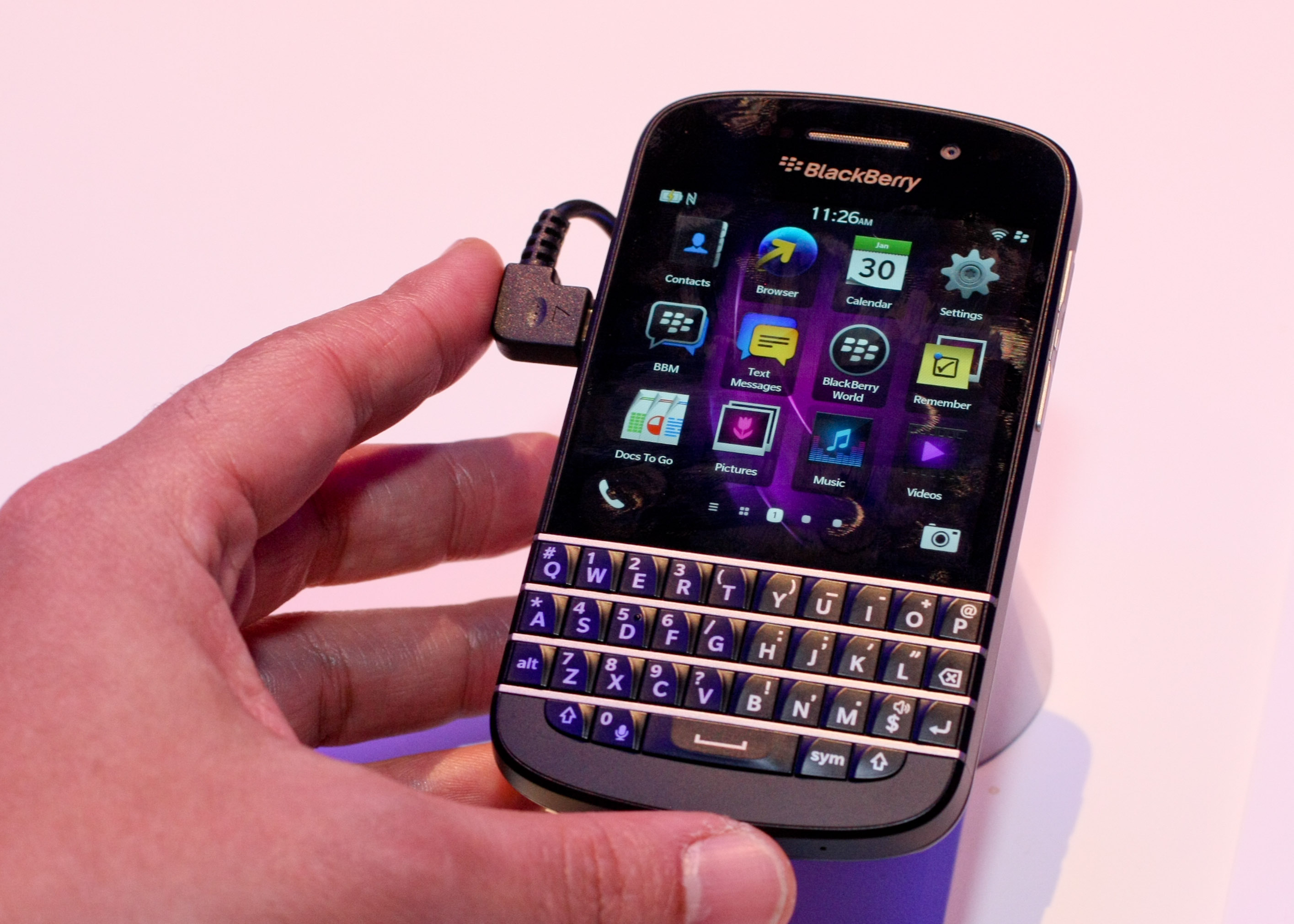 Welcome to the new Q10