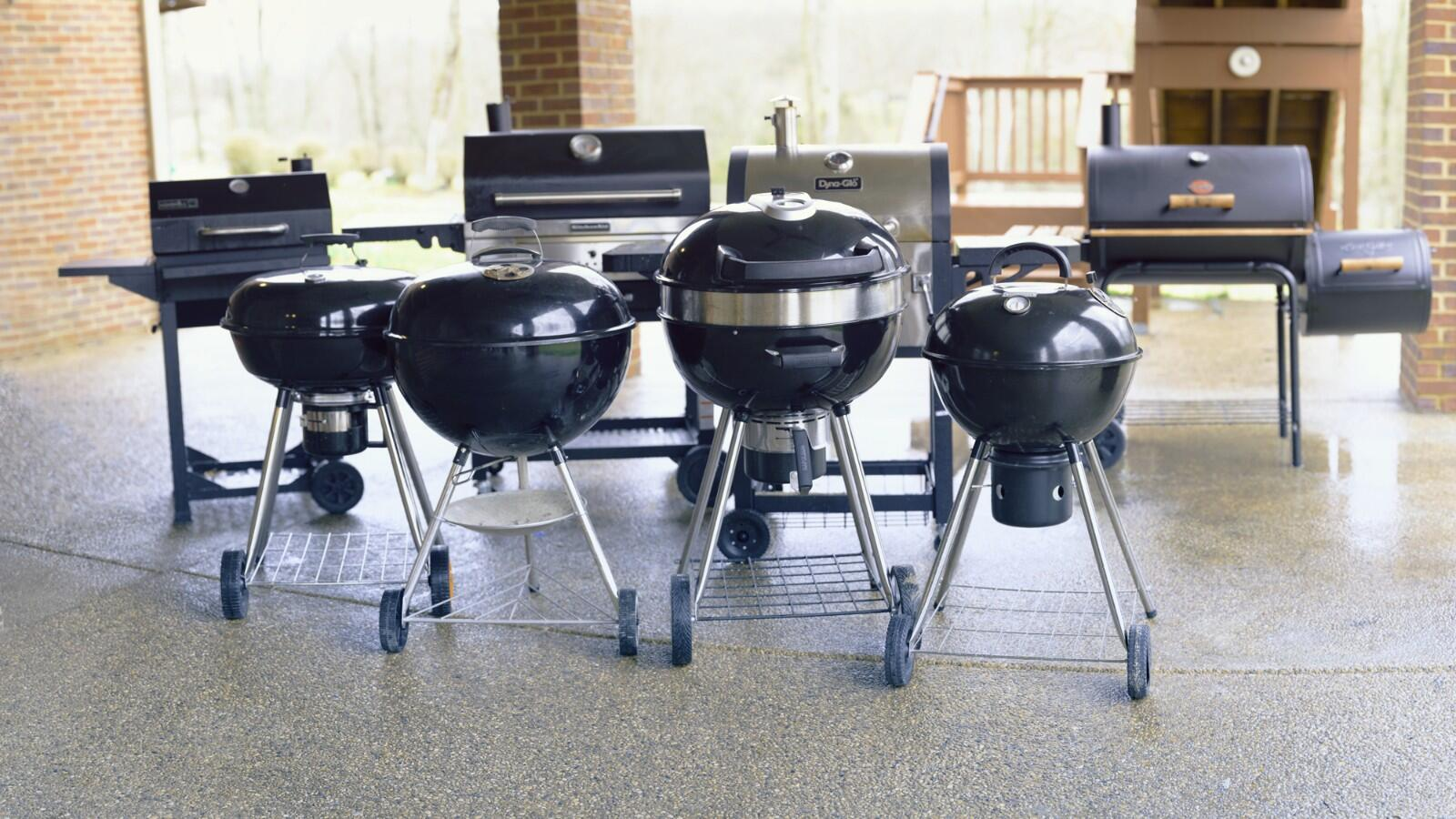 Best charcoal grills for 2021