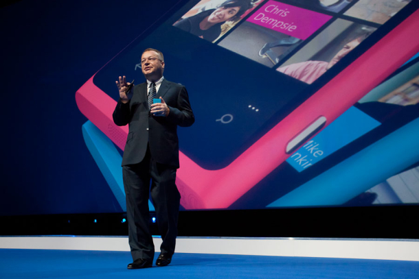 Nokia CEO Stephen Elop has some serious work ahead of him.