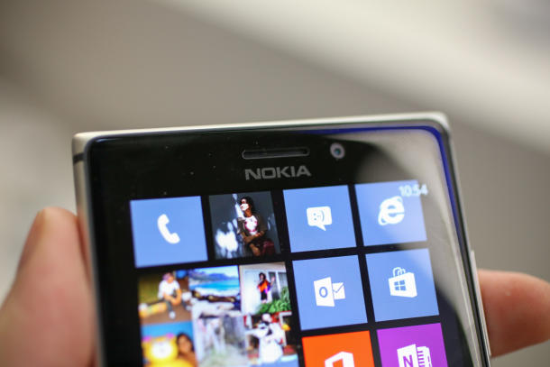 Windows Phone carved up almost 6 percent of all U.S. smartphone sales from January to April.