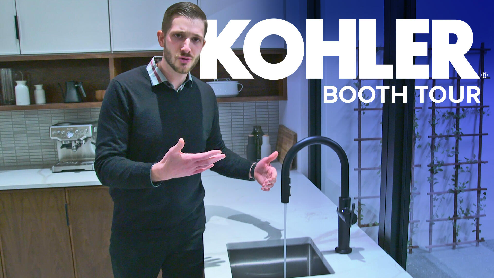 Video: Walking through Kohler's homemade CES booth