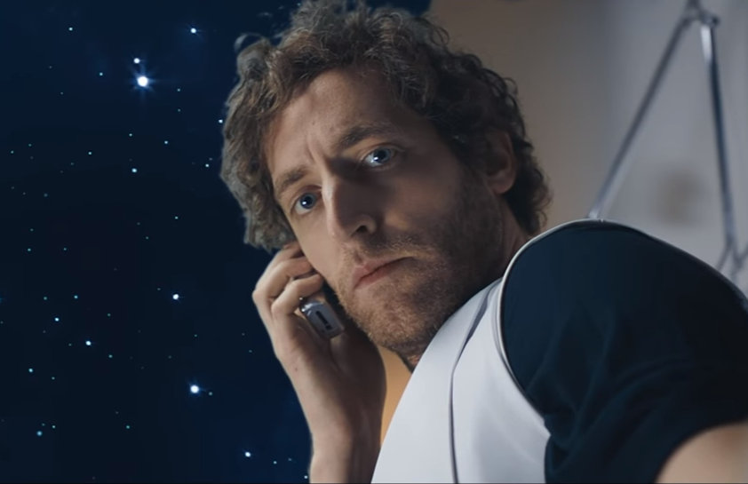 """Thomas Middleditch in """"Sunspring"""""""