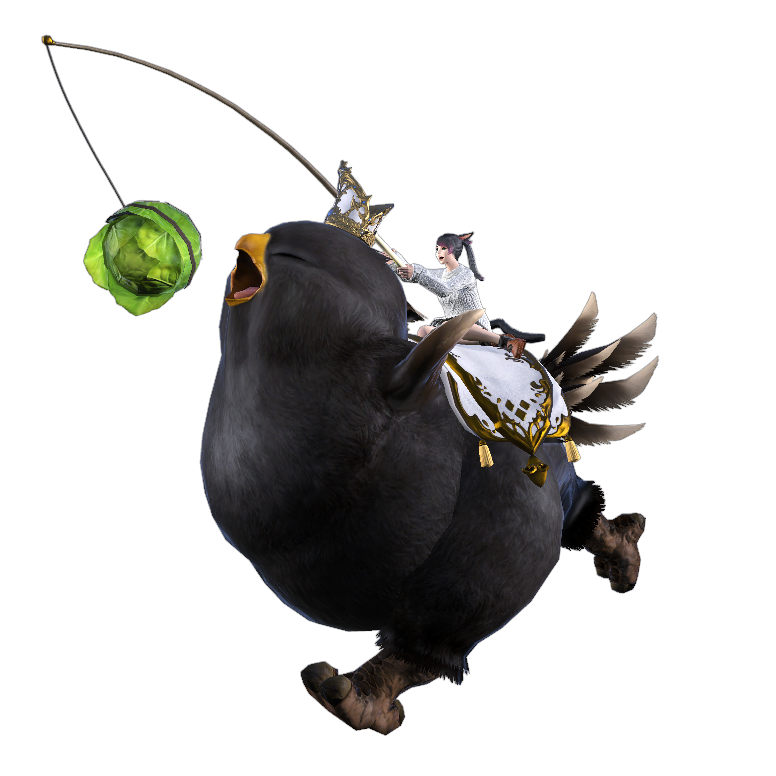 This Final Fantasy 14 mount can be yours.