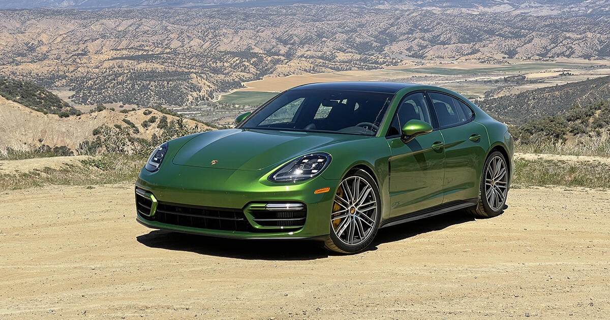 2021 Porsche Panamera GTS evaluate: Hanging the right steadiness