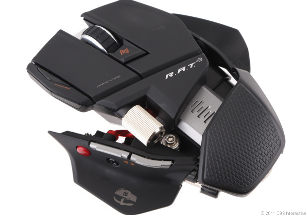 Cyborg R.A.T. 9 Gaming Mouse for PC