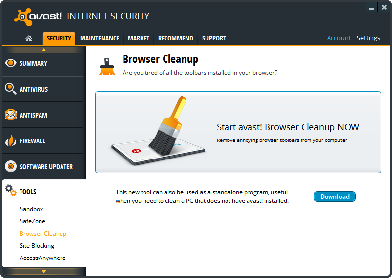 Introducing: Browser Cleanup