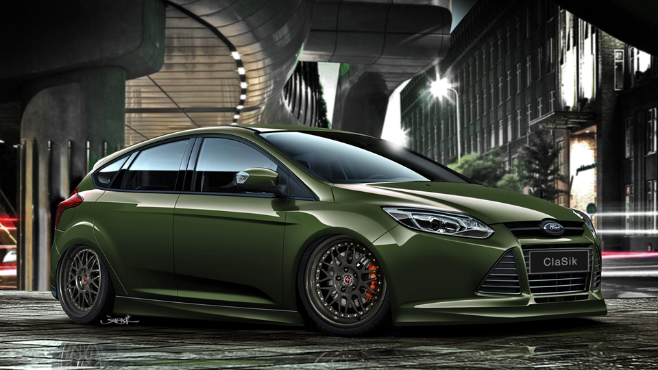 2012 Ford Focus by The ID Agency