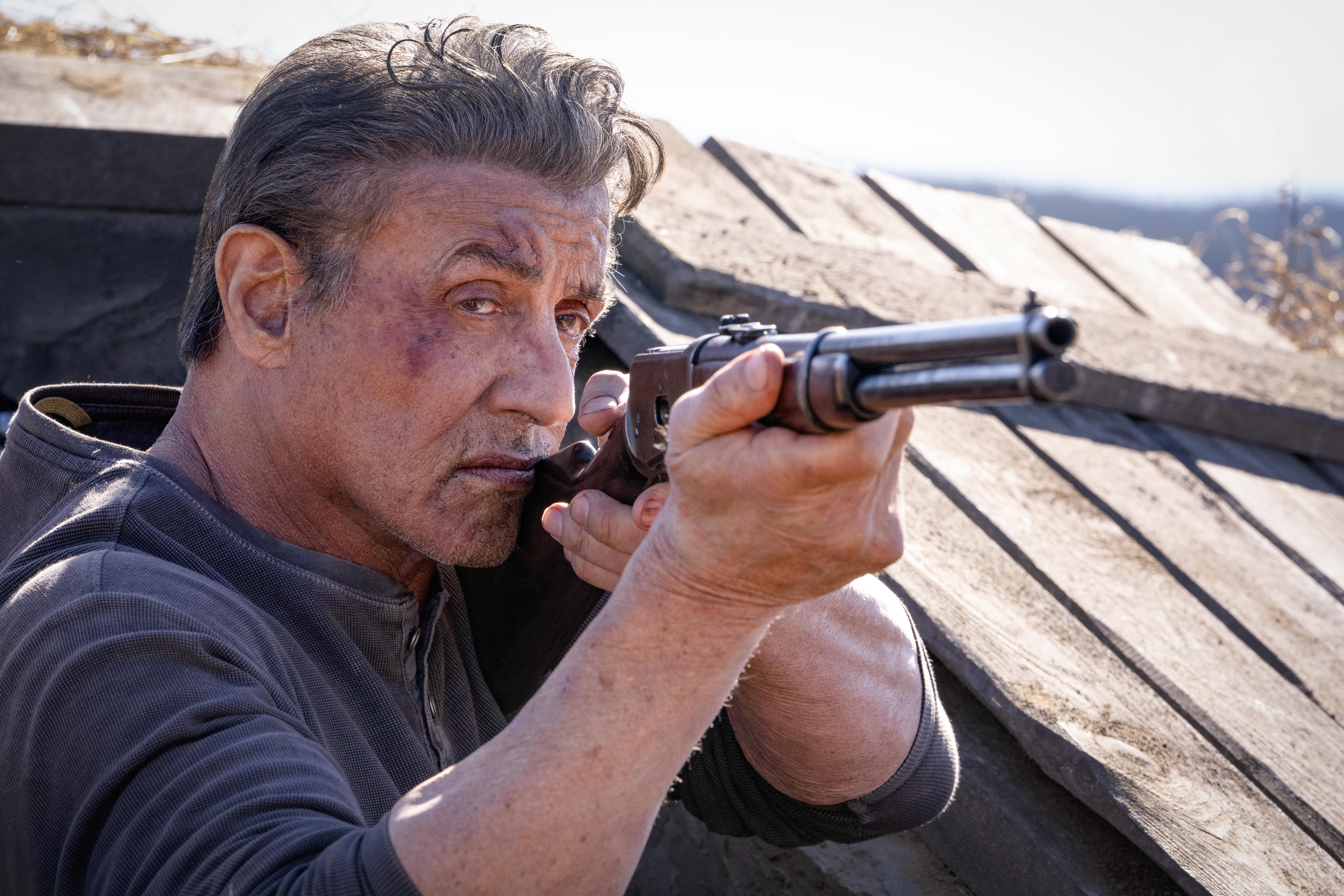 John Rambo has a new assignment in the Warzone.