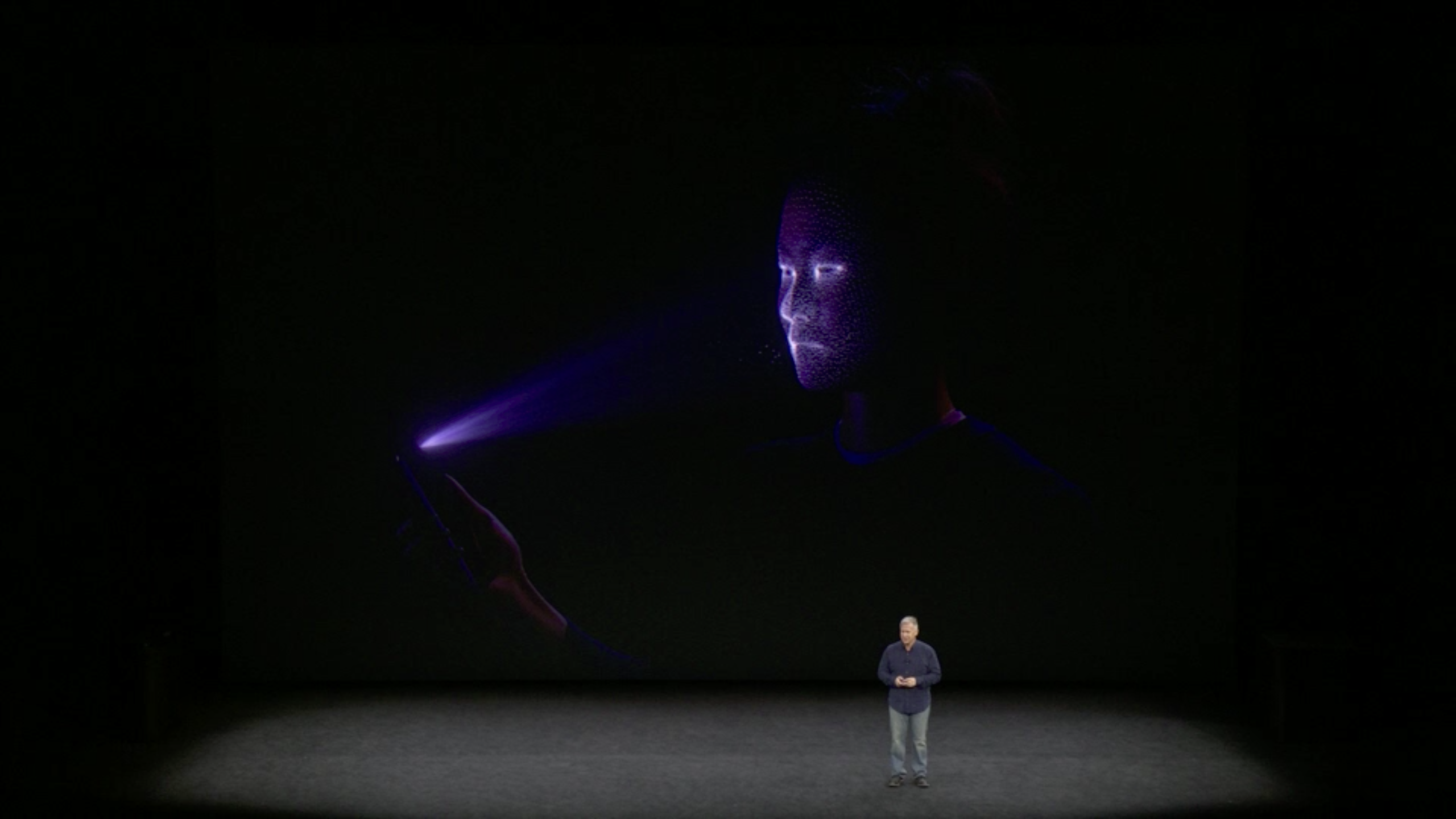 Apple iPhone X Cupertino Event September 12, 2017