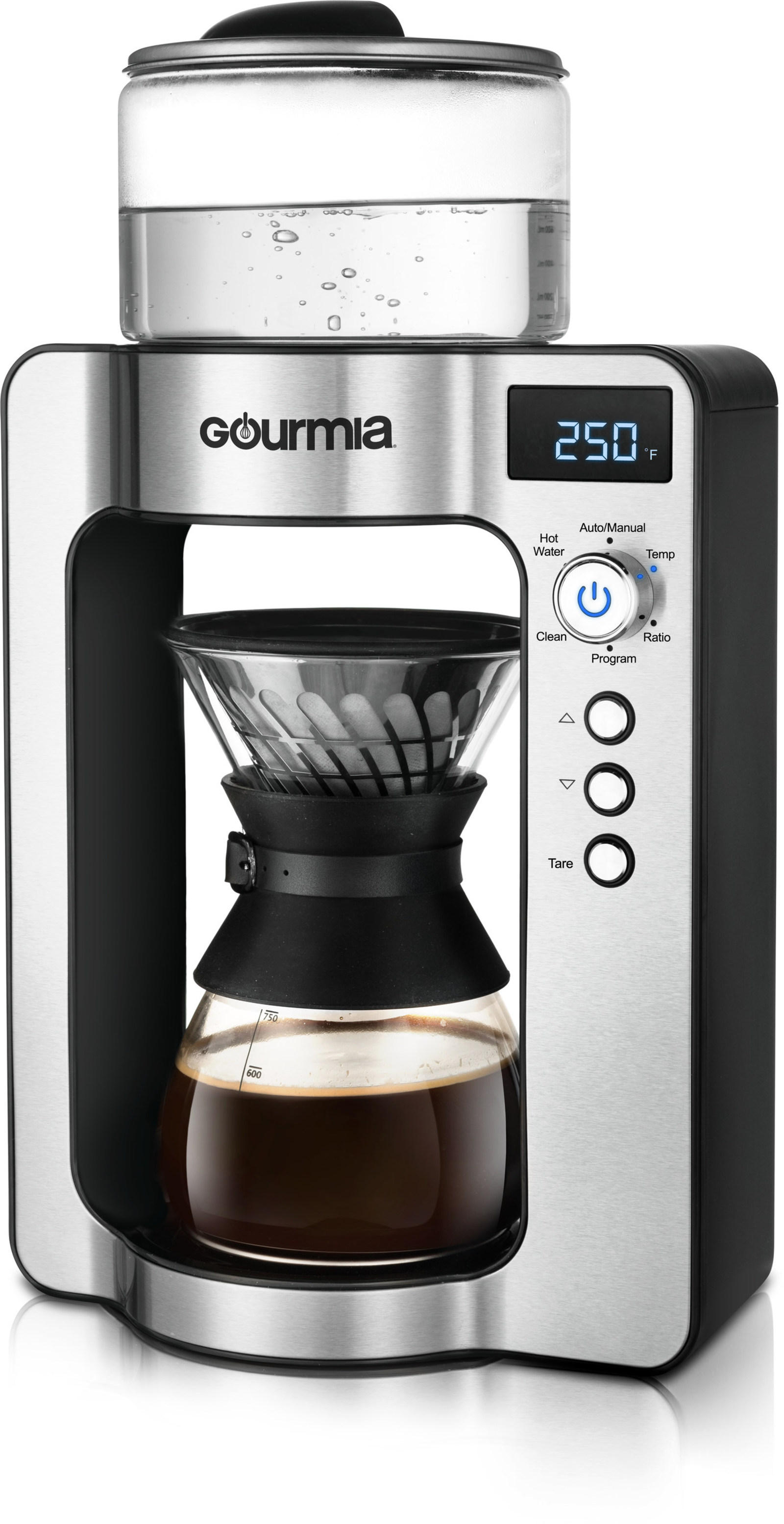 Gourmia Pour Over Coffee Maker