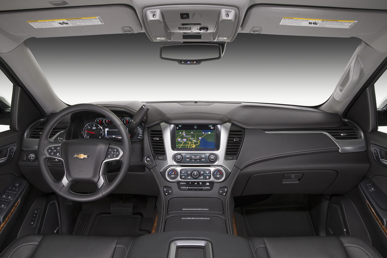 2019 Chevrolet Tahoe Interior