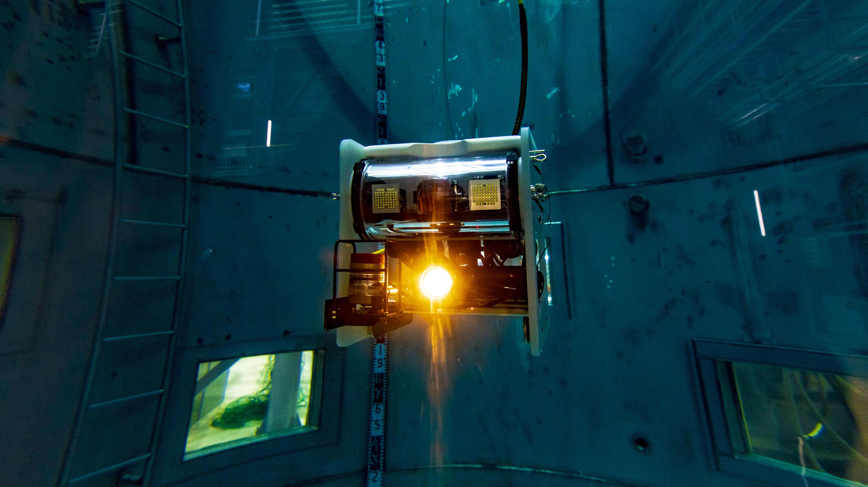 The robots going inside Fukushima Daiichi Nuclear Power Plant