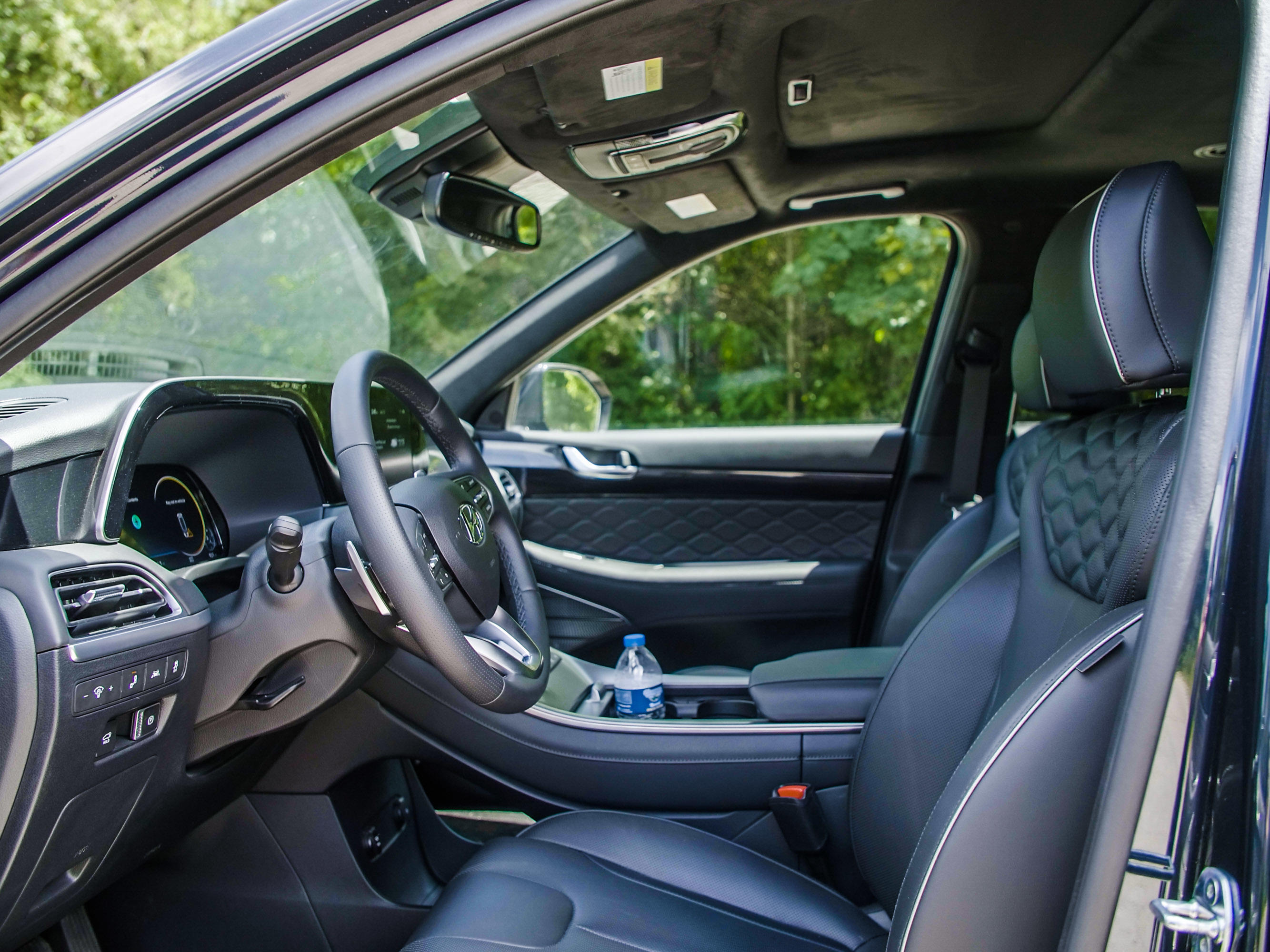 2020 Hyundai Palisade seats