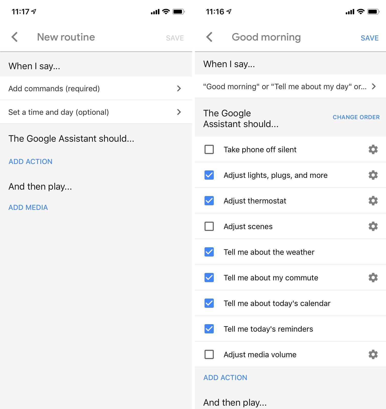 google-nest-hub-max-assistant-routines-app