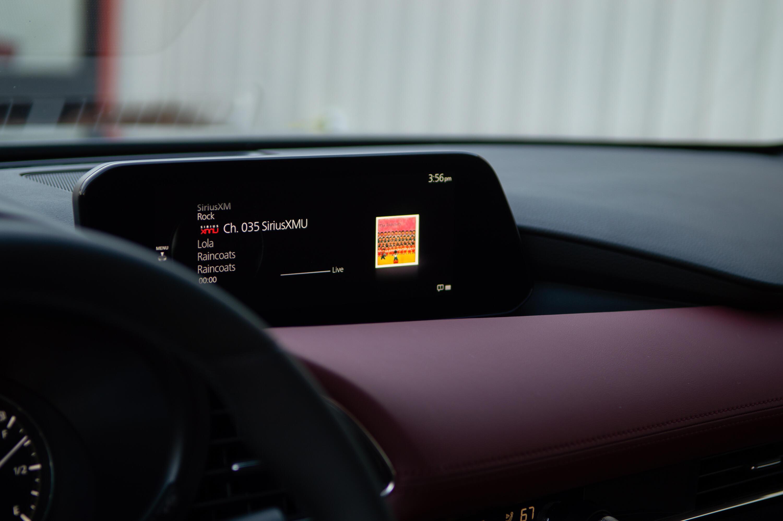 2021 Mazda3 Turbo Hatchback